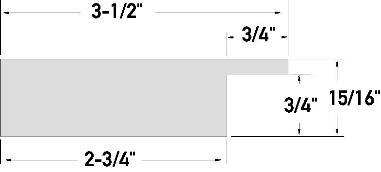 Kleer Konceal PVC Exterior Trimboard   Kleer Lumber