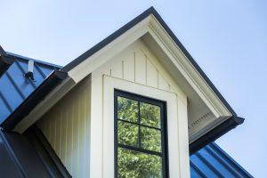 TruExterior Siding black window frames exterior trends