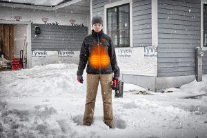 Milwaukee Tools heated jacket