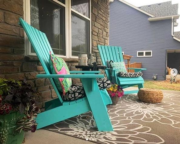 Kleer Lumber, Adirondack chairs