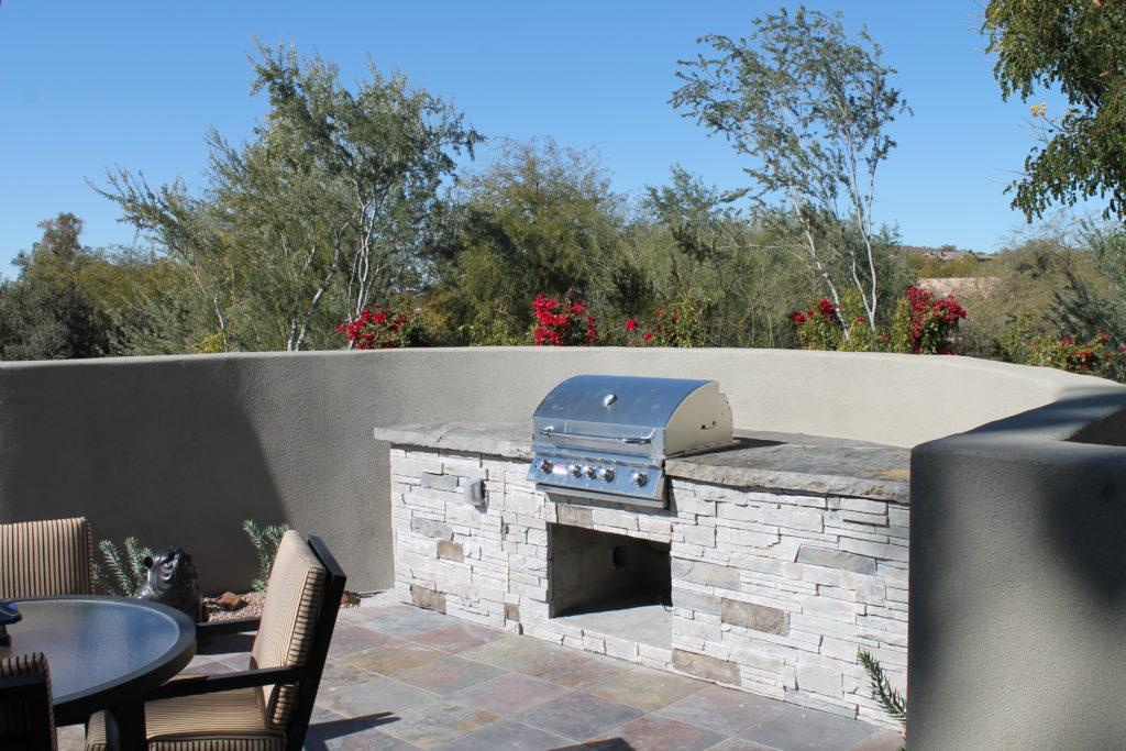 Versetta Stone grill surround